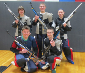 Rifle Team Competes at JORC Event