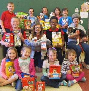 DCC elementary Helps Humane Society#3