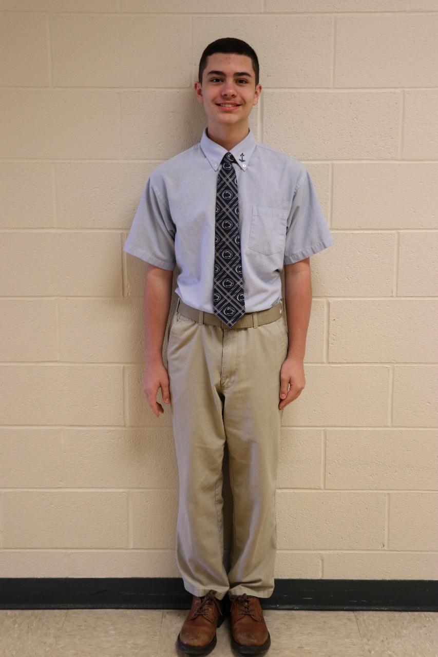 High School Dress Code